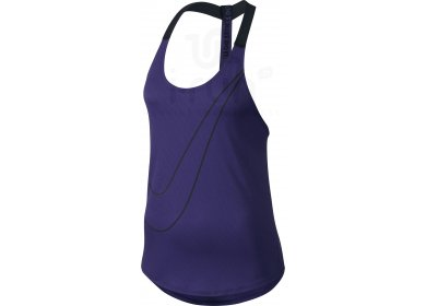 Nike Débardeur Elastika Graphic W pas cher - Vêtements femme running ... bf90f54b4e0