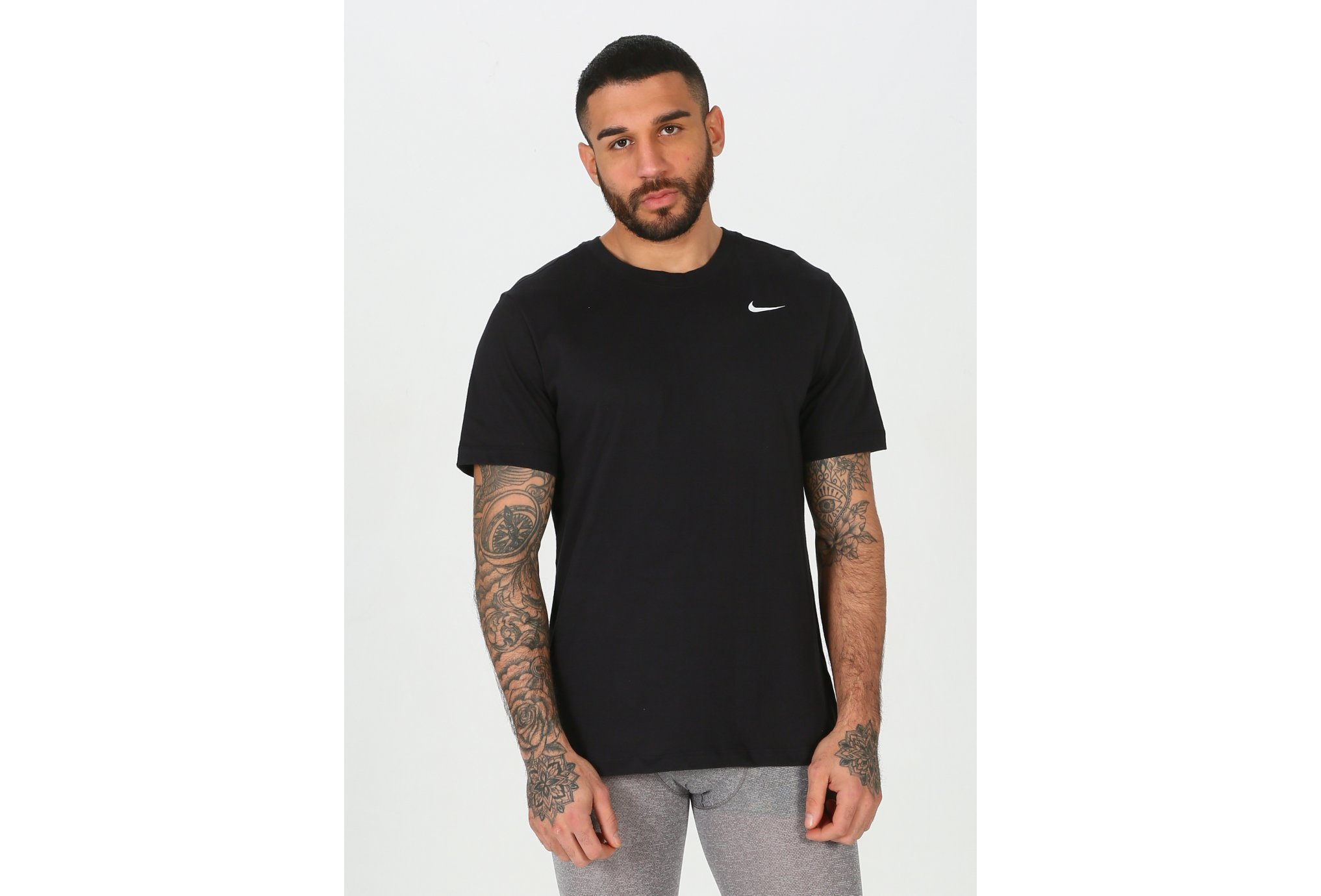 Nike Dfc Block Solid Crew M vêtement running homme