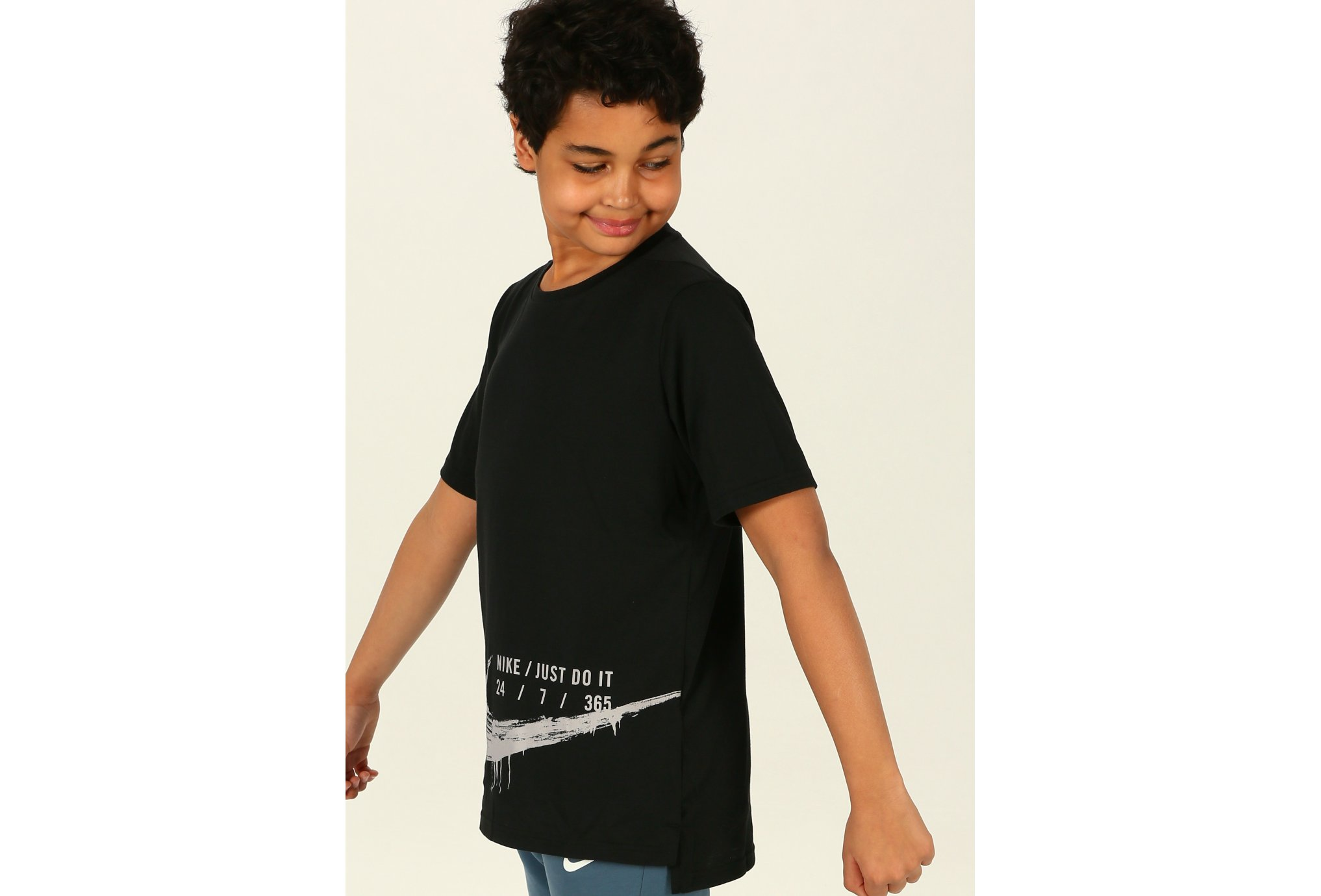 Nike Dri-Fit Breathe Junior vêtement running homme