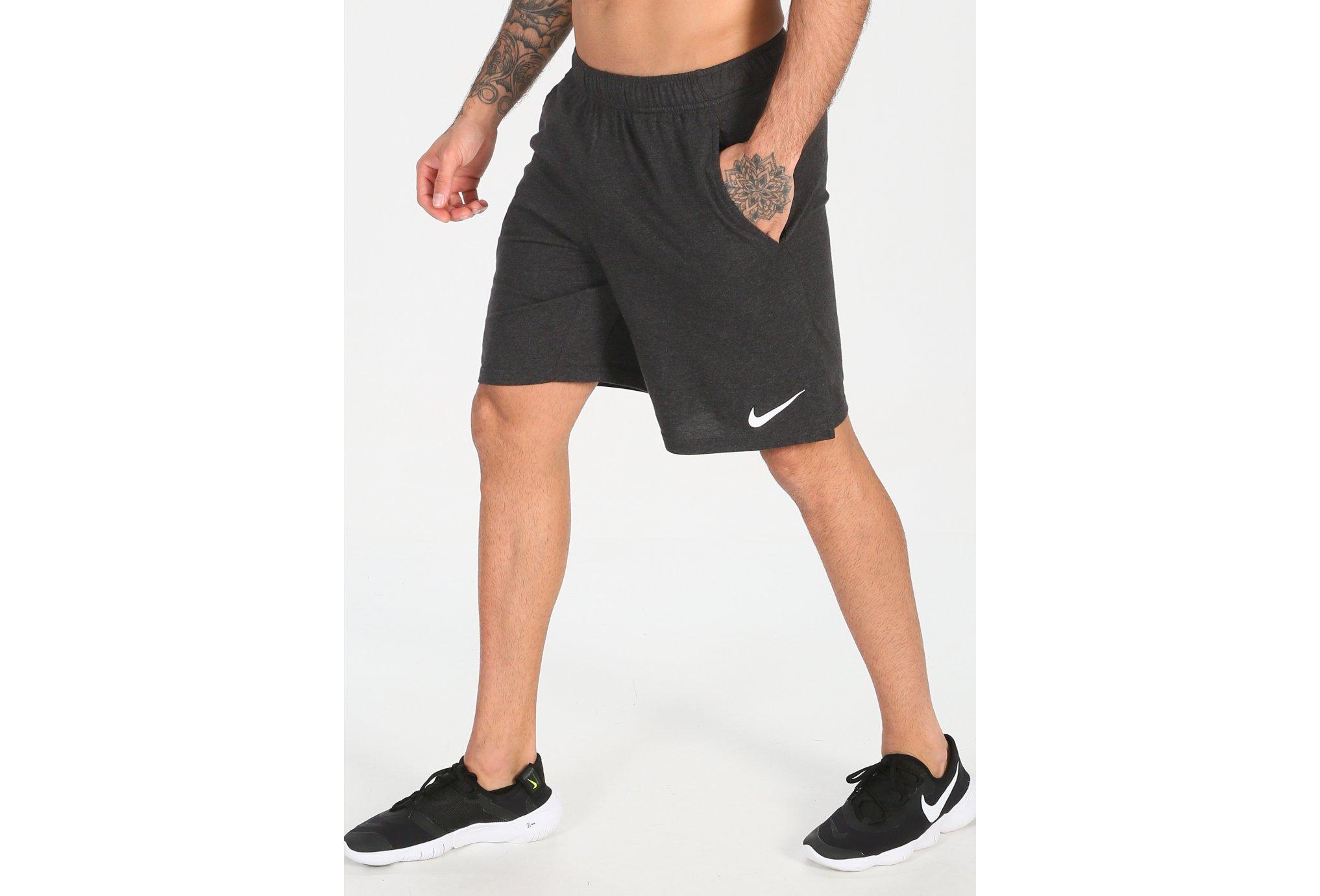 Nike Dri-Fit Cotton M vêtement running homme