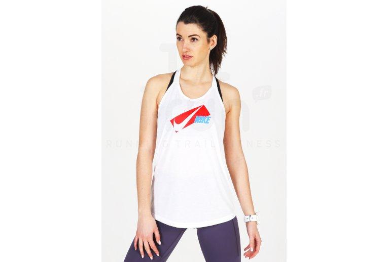 Nike camiseta de tirantes Dri-Fit Elastika