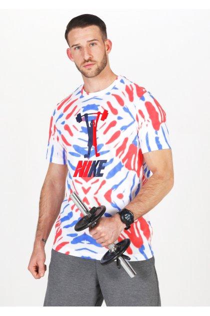 Nike camiseta manga corta Dri-Fit Festival