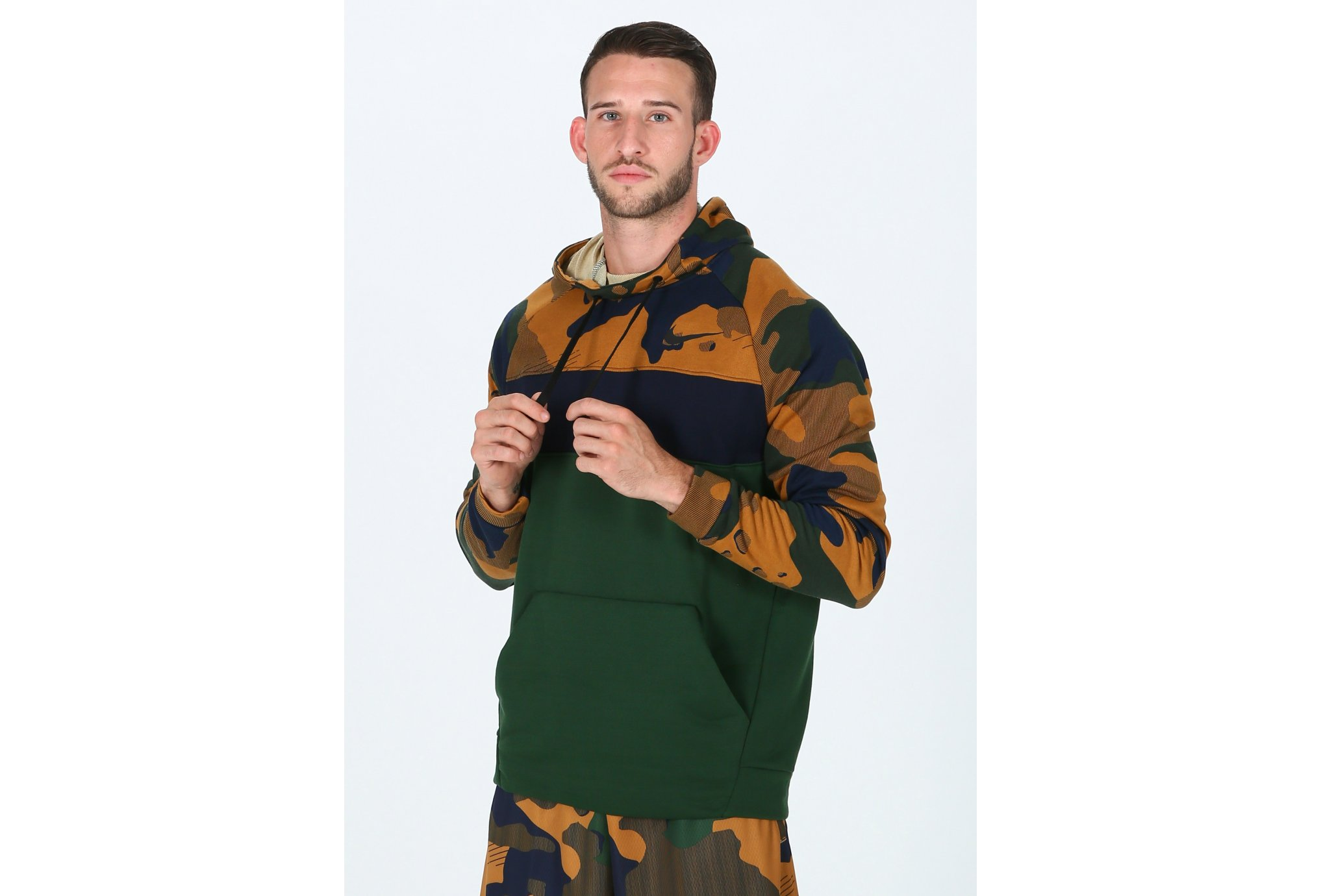 Nike Dry Camo GFX M Diététique Vêtements homme