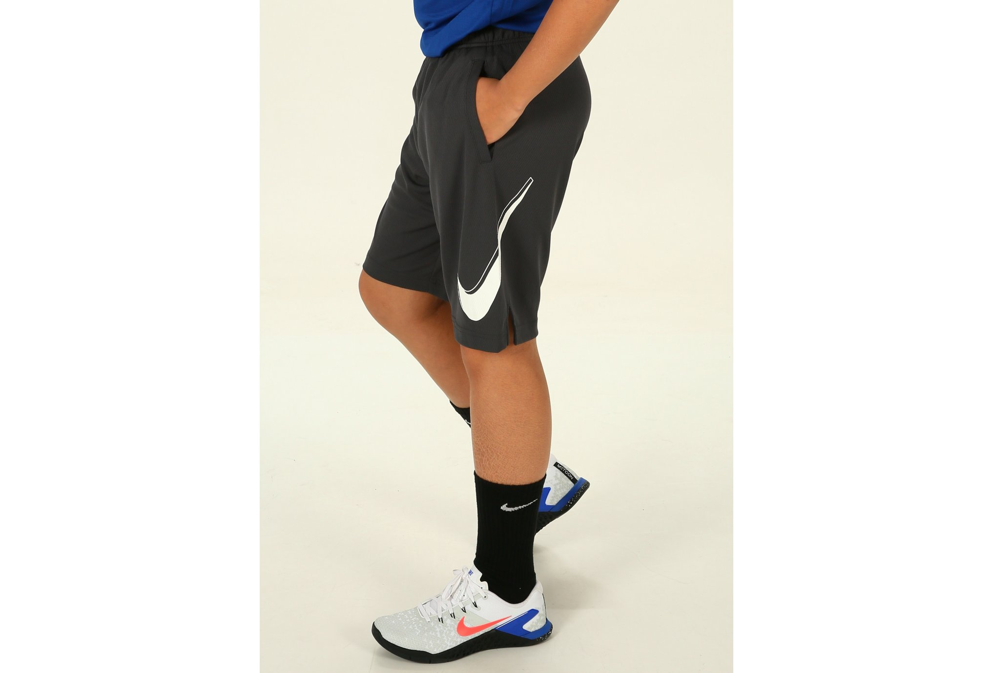 Nike Dry GFX Junior vêtement running homme