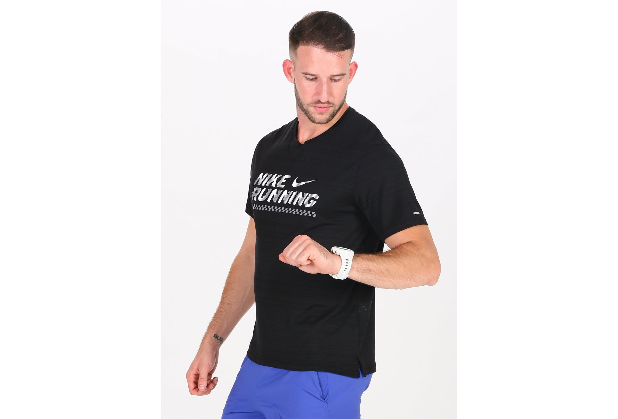 Nike Dry Miler Future Fast M vêtement running homme