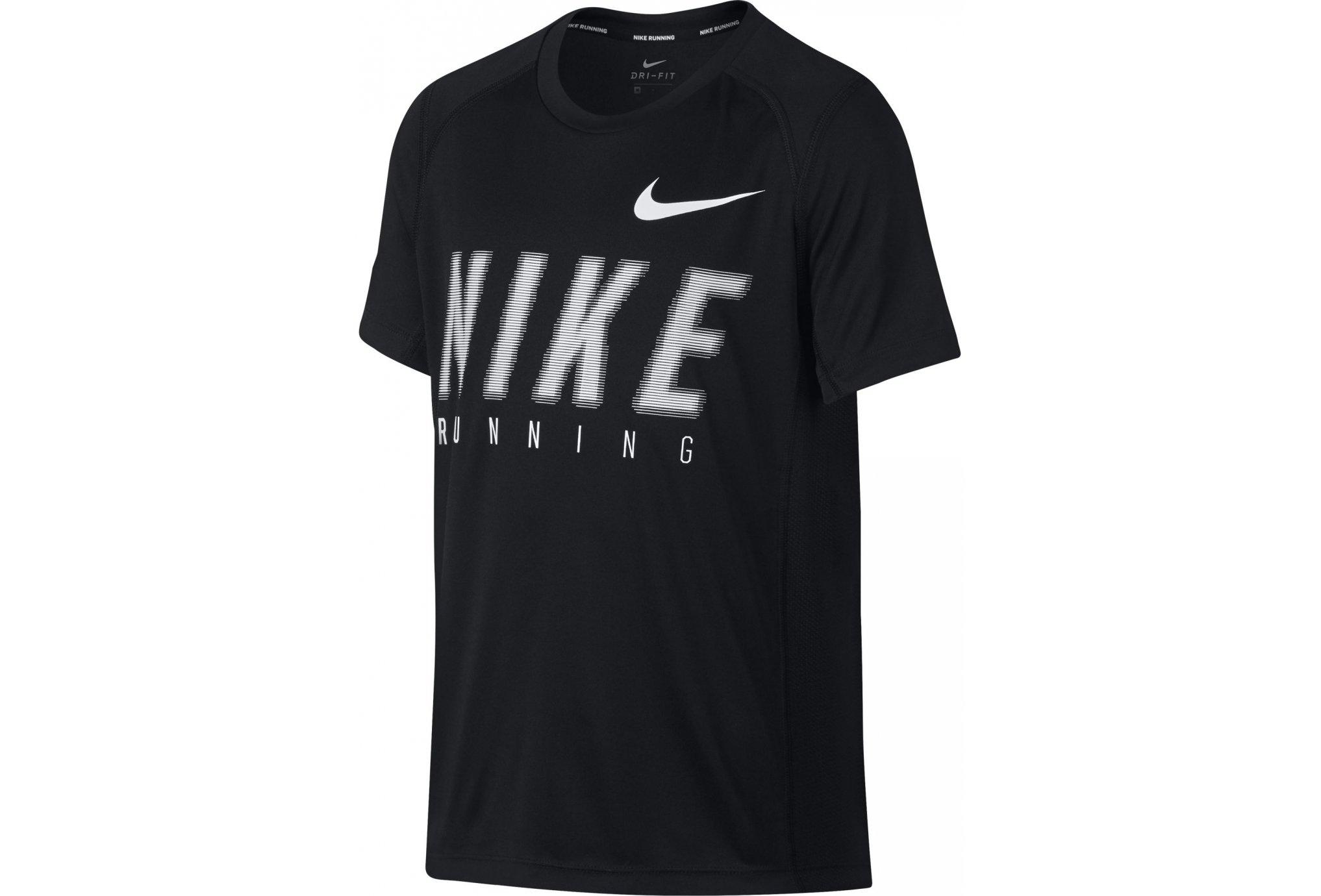 Nike Dry Miler Junior Diététique Vêtements homme