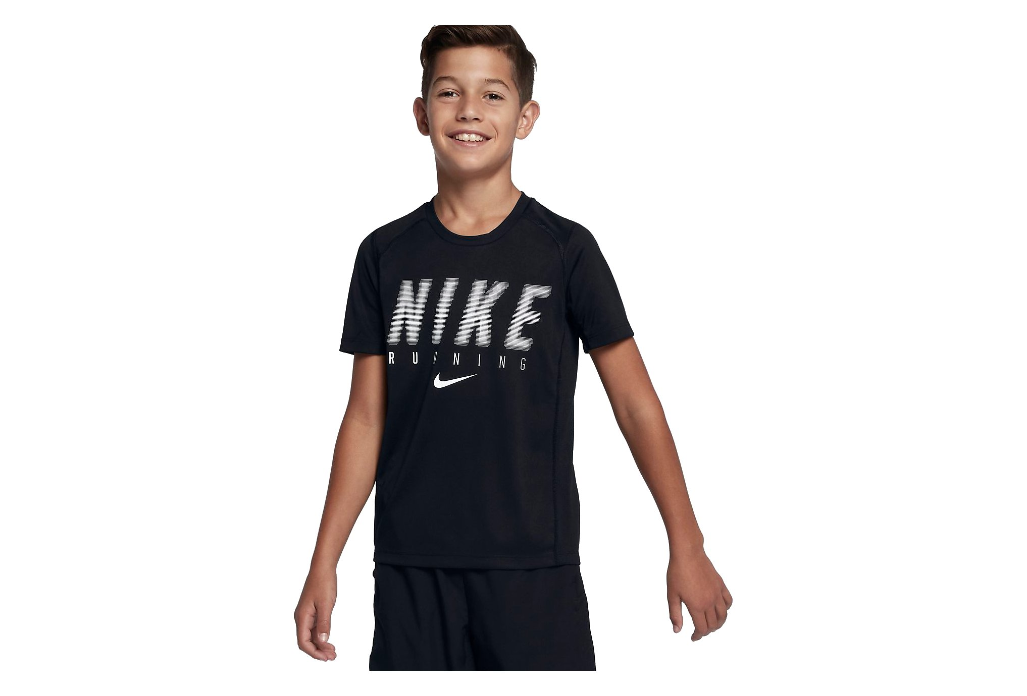 Nike Dry Miler Junior vêtement running homme