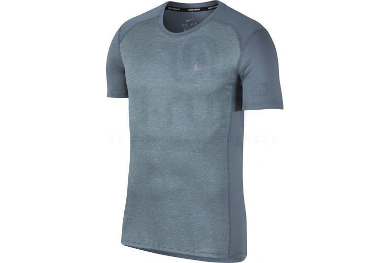Nike Camiseta manga corta Dry Miler Running  74ae24b9587ae