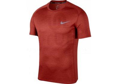 Nike Dry Miler Running M pas cher - Vêtements homme running Manches ... 5042871825a
