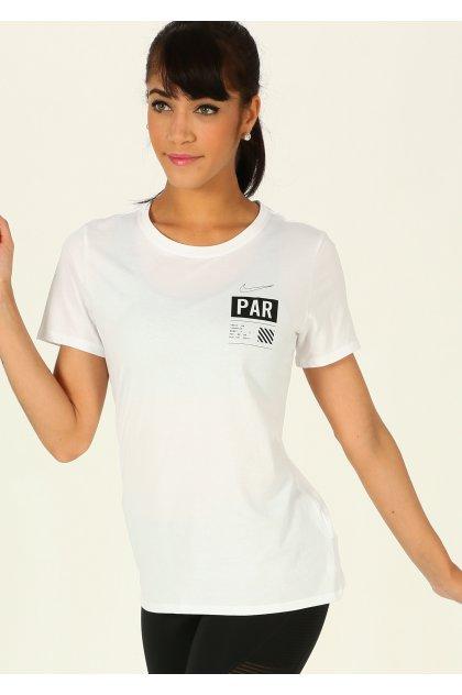 Nike Camiseta manga corta Dry Run Paris