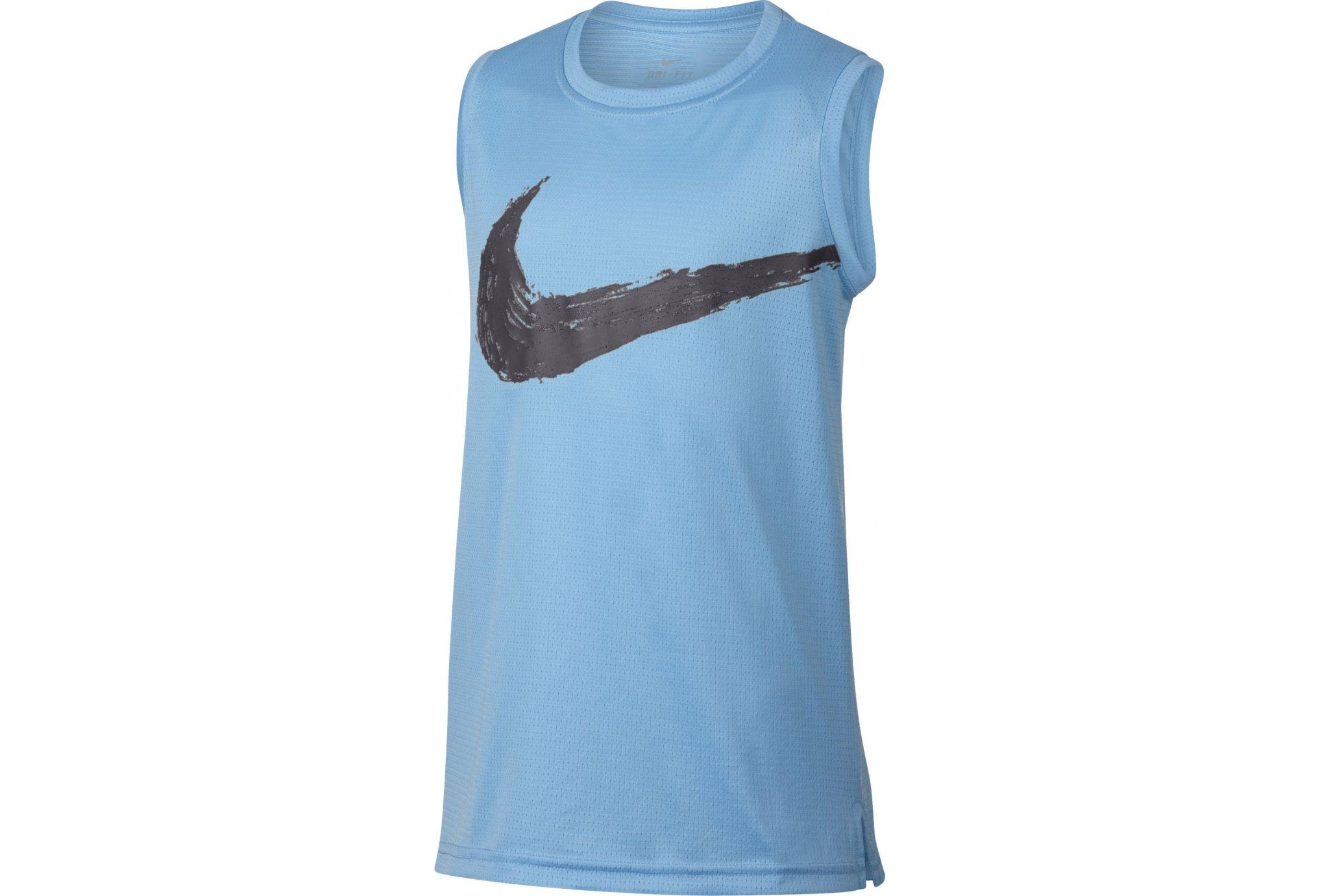 Nike Dry Top Junior vêtement running homme