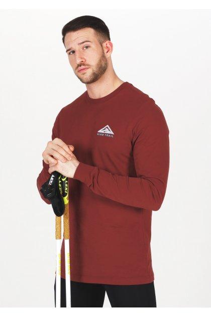 Nike camiseta manga larga Dry Trail