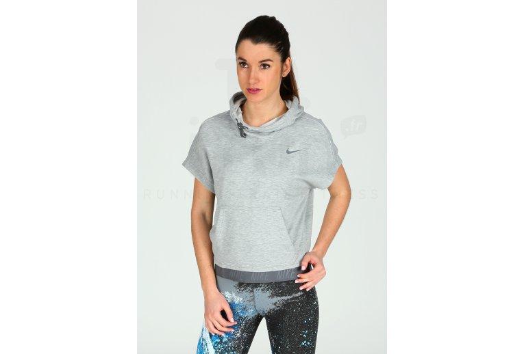 Sudadera Training Nike En Promoción Mujer Hoodie Manga Corta Dry aIdwUqd