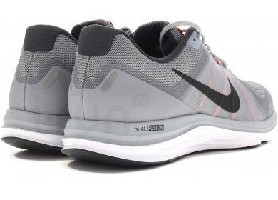 Homme Chaussures de sport | Nike DUAL FUSION X 2 Gris Jaune