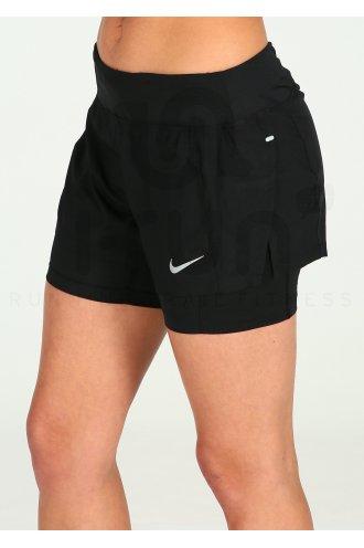 885ed79c6f16c Nike Eclipse 2 en 1 W pas cher - Vêtements femme running Shorts ...