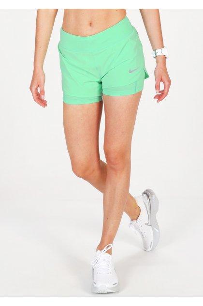 Nike pantalón corto Eclipse 2 en 1