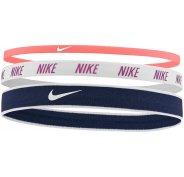 Nike Elastiques Hairband x3