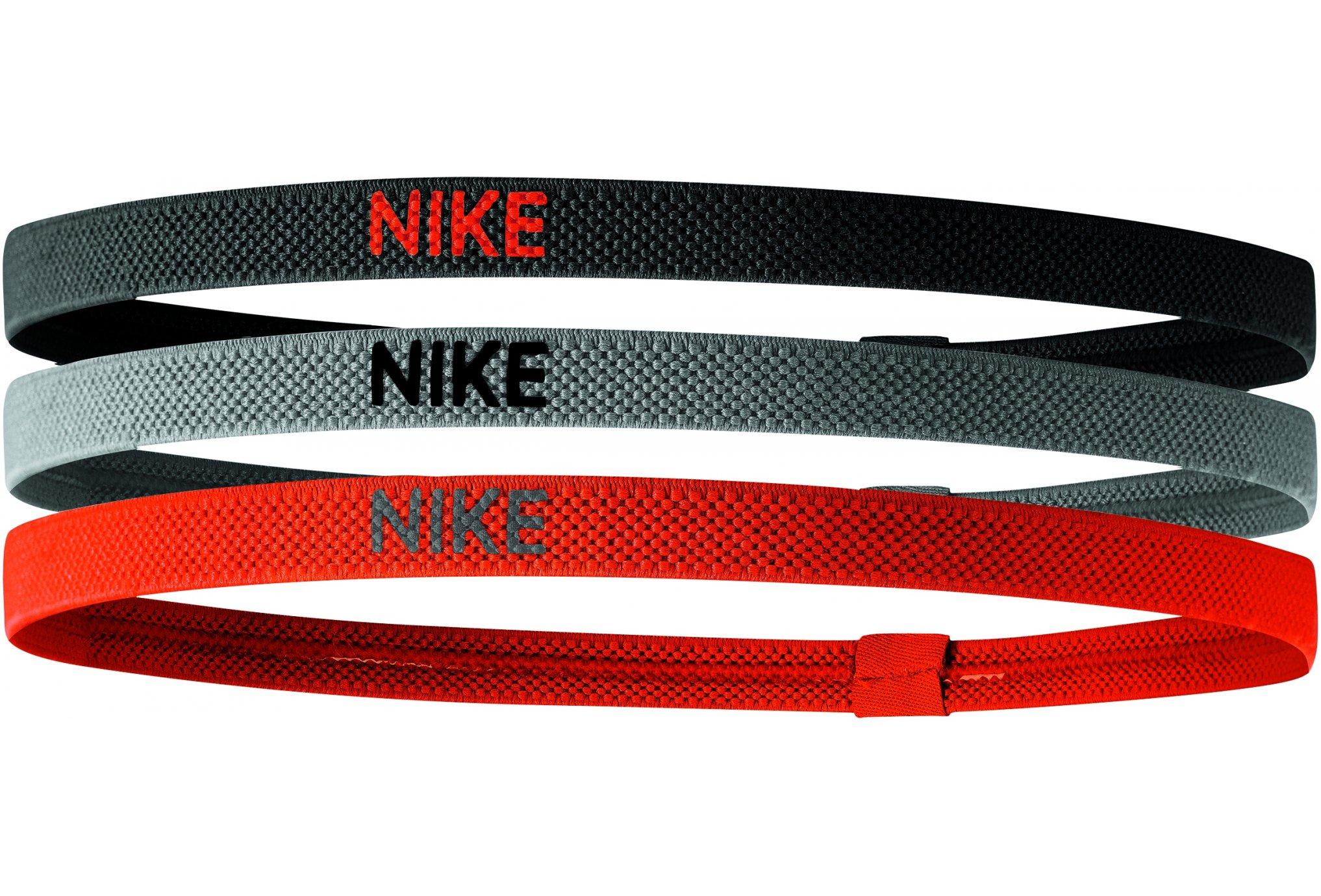 uk cheap sale hot product best quality Nordicfit, Sport et Santé - Nike Elastiques Hairbands x3 ...