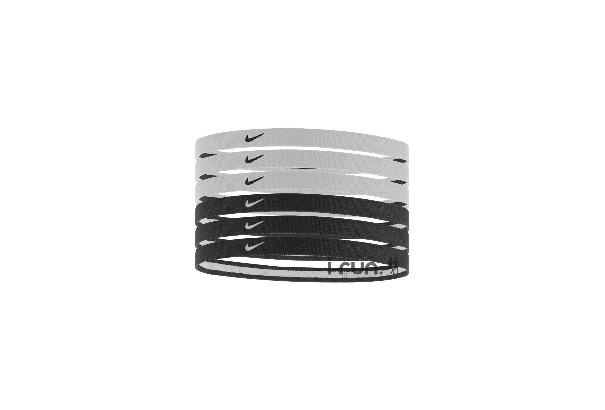 Nike Elastiques Hairbands x6 Casquettes / bandeaux