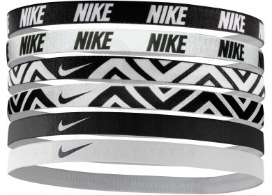 offer discounts lowest price authentic Nike Elastiques Hairbands x6