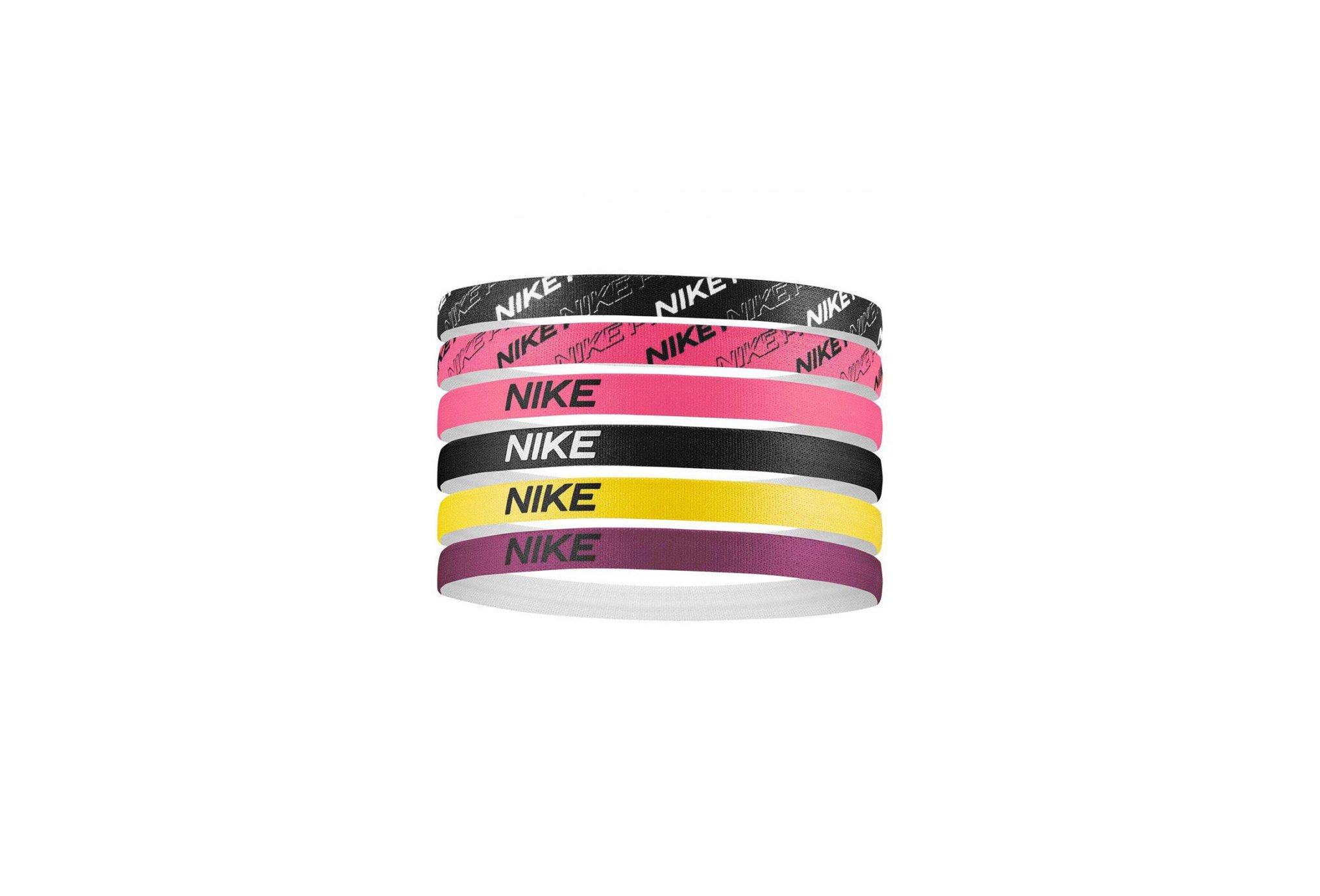 Nike Elastiques Hairbands X6 Diététique Accessoires