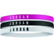 Nike Elastiques Jordan Headbands x3
