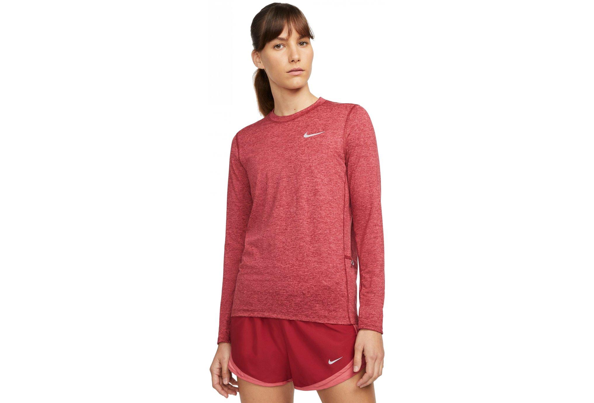 Nike Element Crew W vêtement running femme