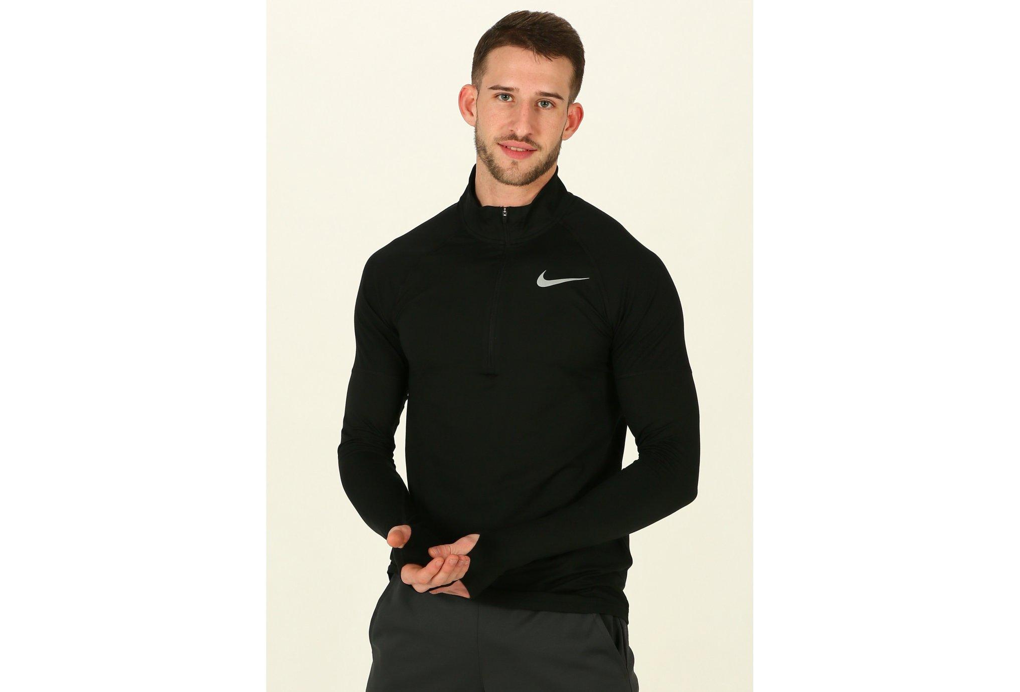 Nike Element Half Zip M vêtement running homme