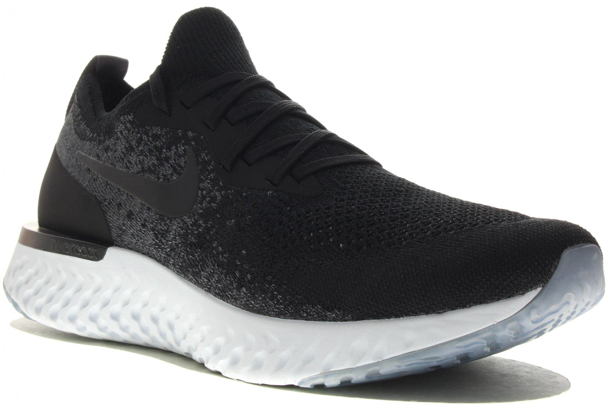 Nike Epic React Flyknit M Diététique Chaussures homme