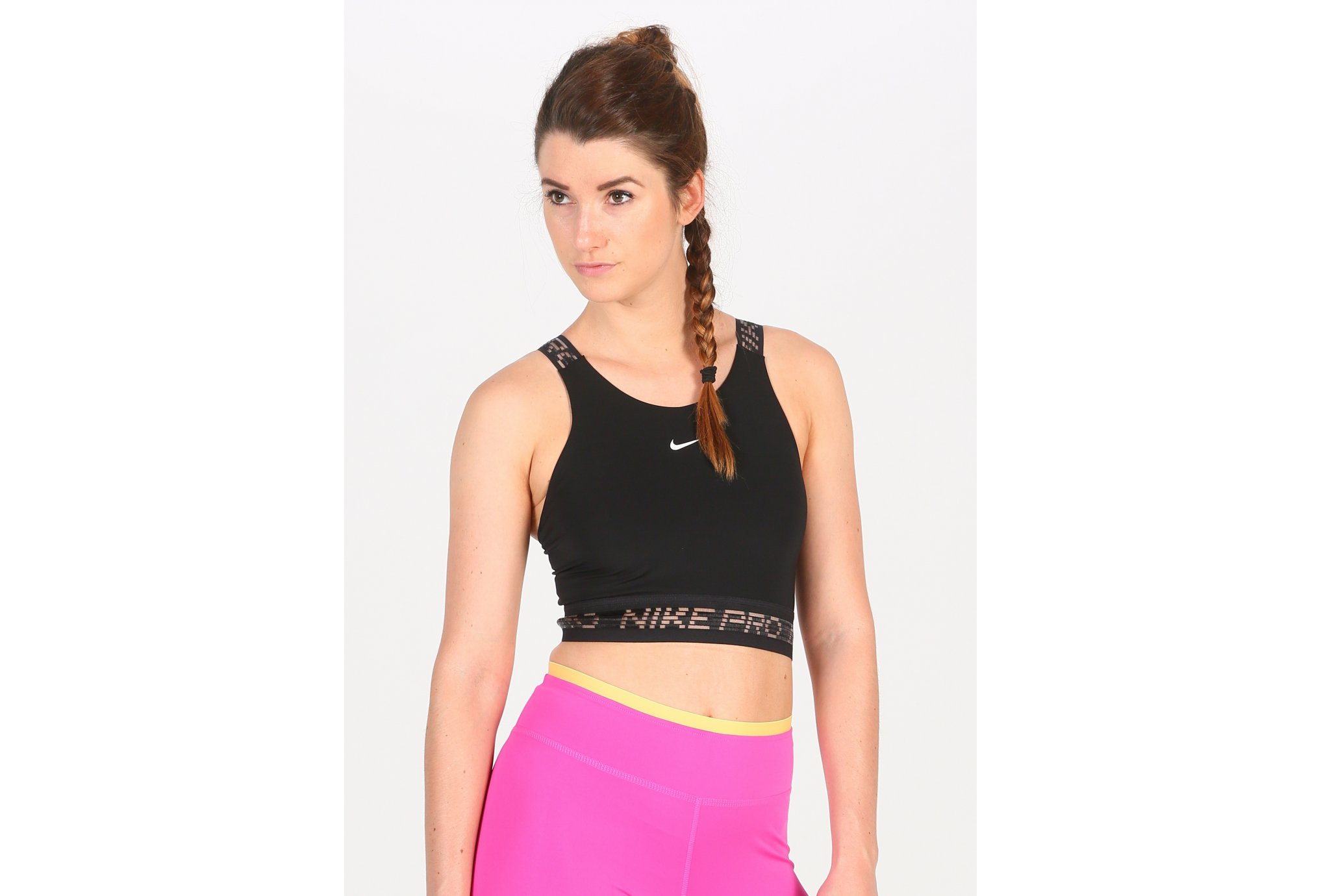 Nike Essential Cropped W vêtement running femme