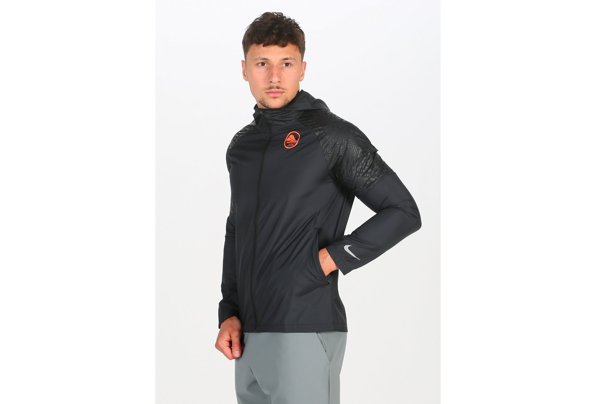 Nike Essential Ekiden M vêtement running homme