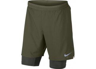 Nike Pantalón corto Flex Stride 2en1