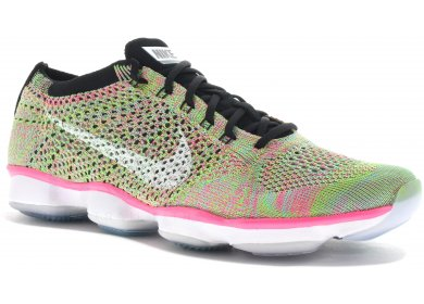 Nike Flyknit Zoom Agility W pas cher Destockage running Chaussures