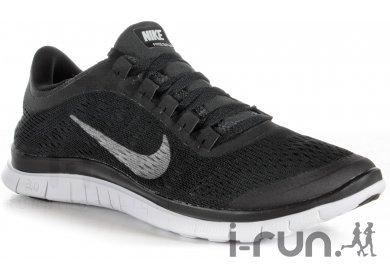 a6f54fd122 Nike Free 3.0 V5 W femme Noir pas cher