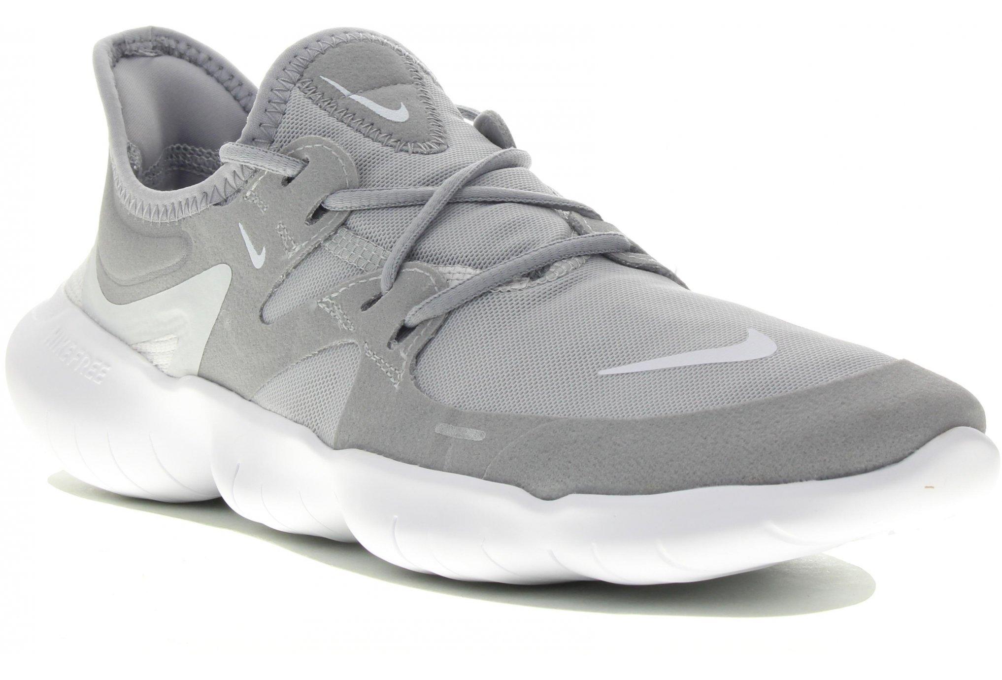 Nike Free Rn 5.0 W wolf grey/pure platinum/white
