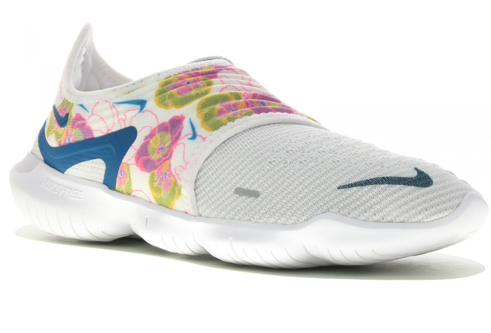 Nike Free RN Flyknit 3.0 FLR W Chaussures running femme