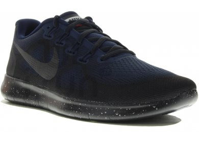 Nike Free RN Shield M pas cher cher cher Chaussures homme running Route en promo 81d292