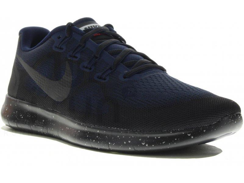 Nike Free RN 2017 Homme Noir