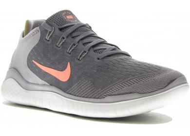 save off 75a5c 211fc Nike Free RN W femme Gris argent pas cher