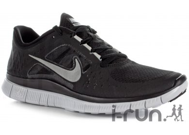 Nike Free Run+3 M homme pas cher