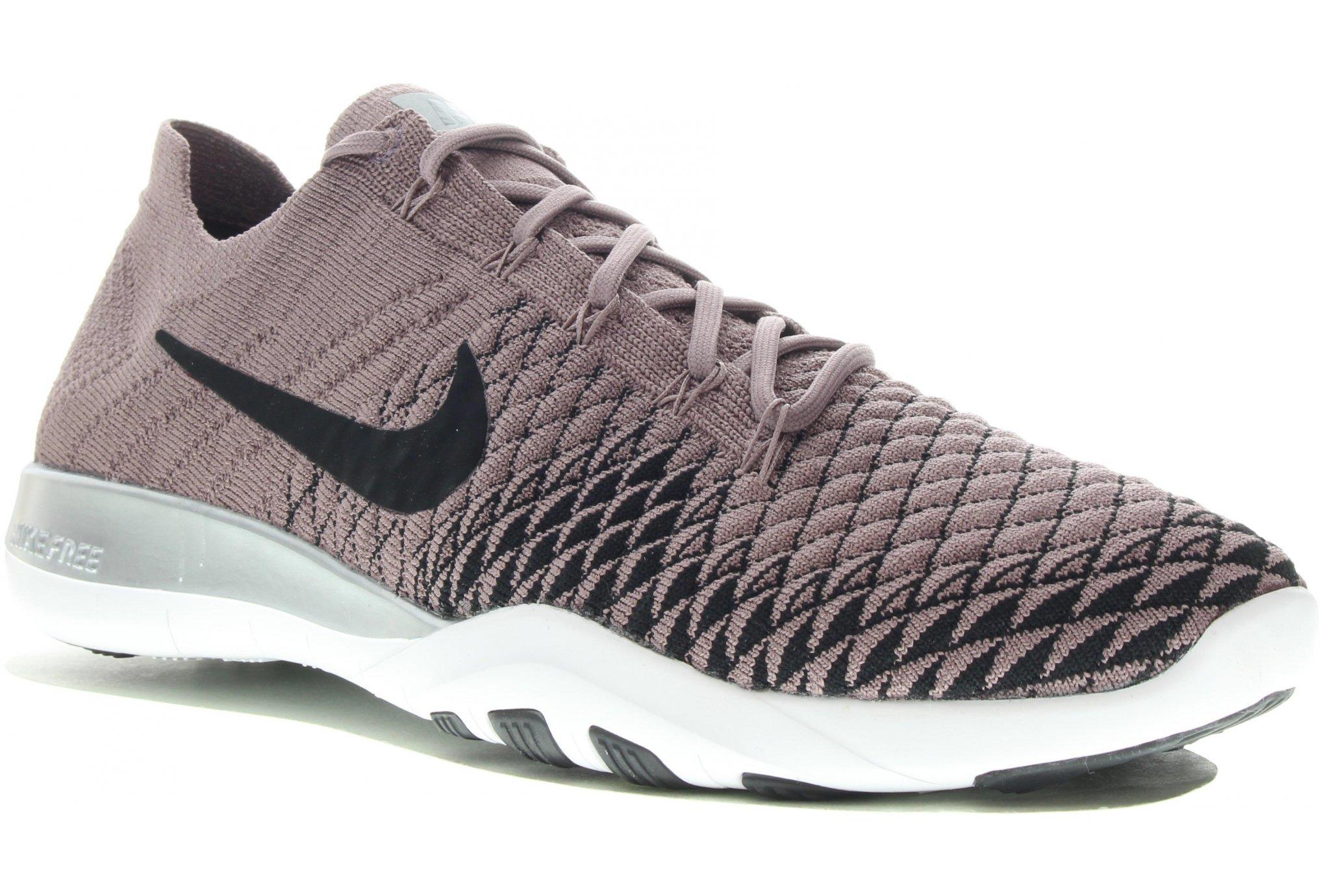 Nike Free TR Flyknit 2 Bionic W Diététique Chaussures femme