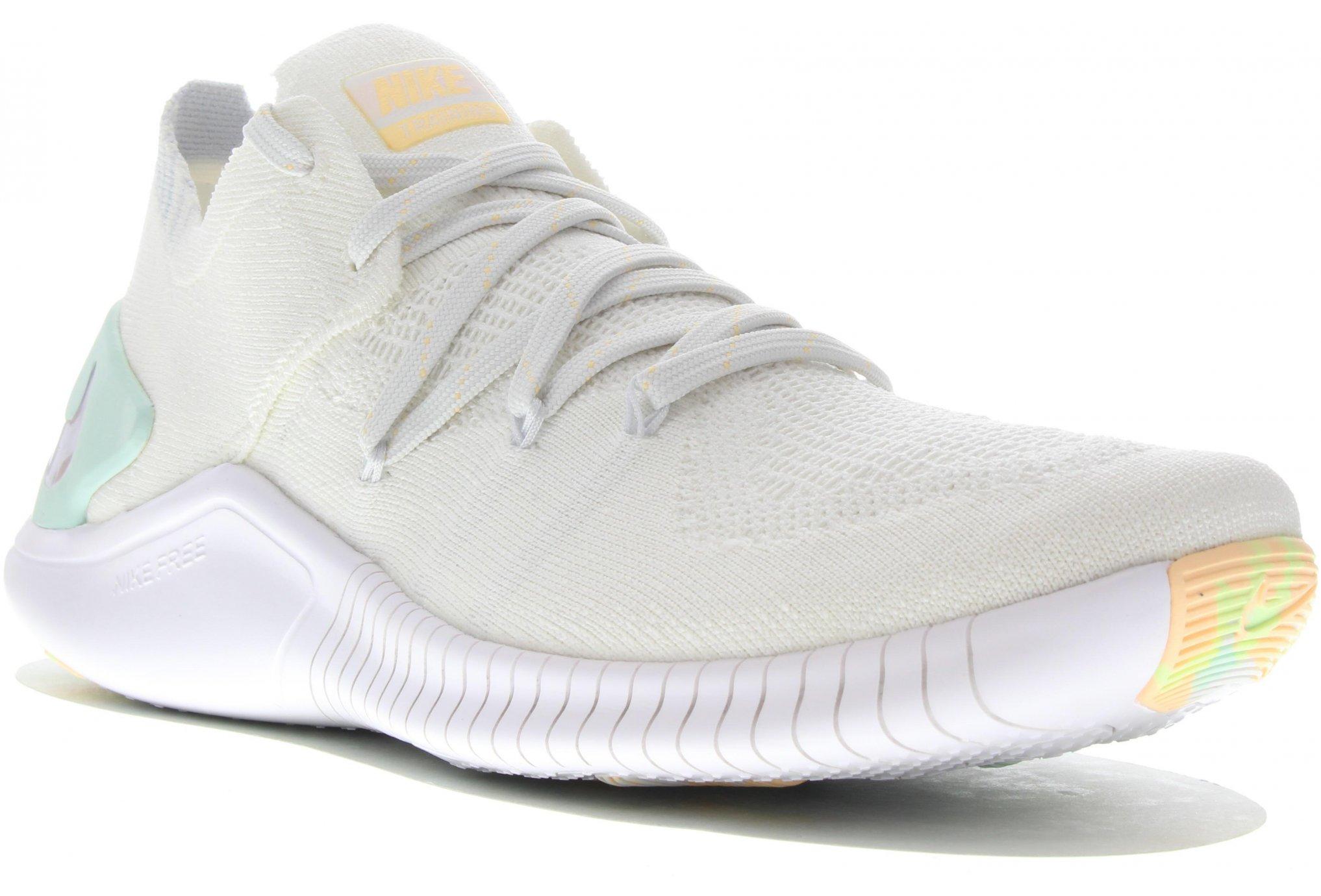 Nike Free TR Flyknit 3 Rise W Diététique Chaussures femme