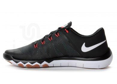 best authentic 3de25 4ef5d Nike Free Trainer 5.0 V6 M homme Noir pas cher