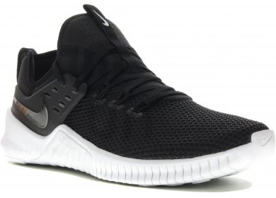 Nike Free x Metcon M homme Noir pas cher e98377f07