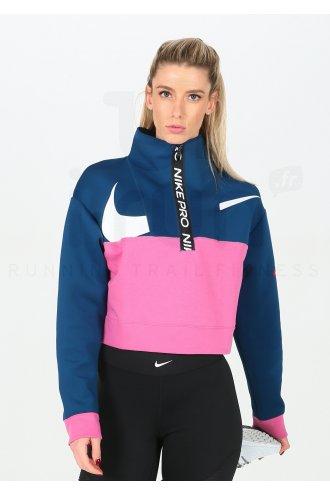 Nike Get Fit Icon Clash W femme Bleu marine pas cher