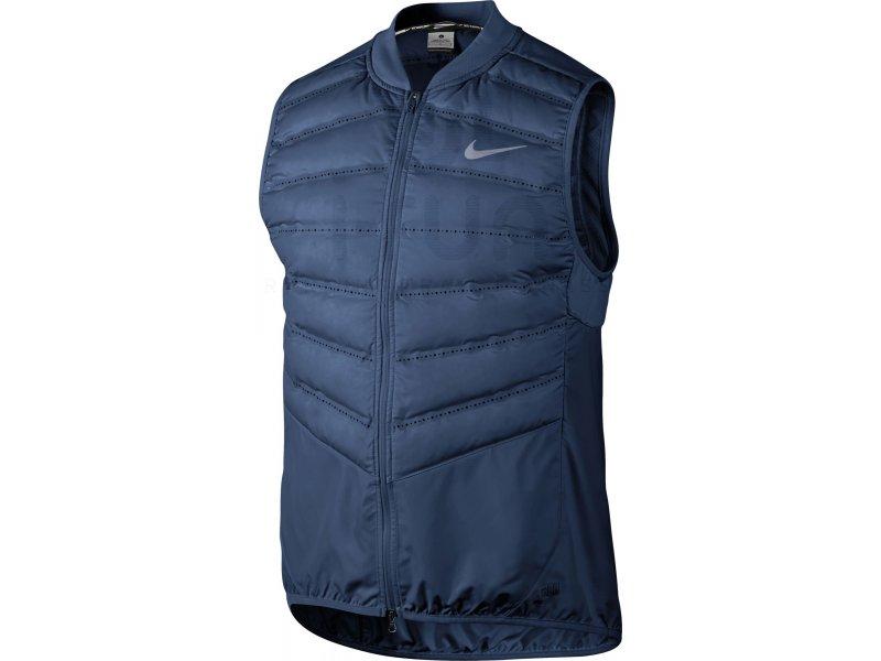 Nike Gilet Aeroloft 800 M Vêtements homme Vestes & coupe Vent
