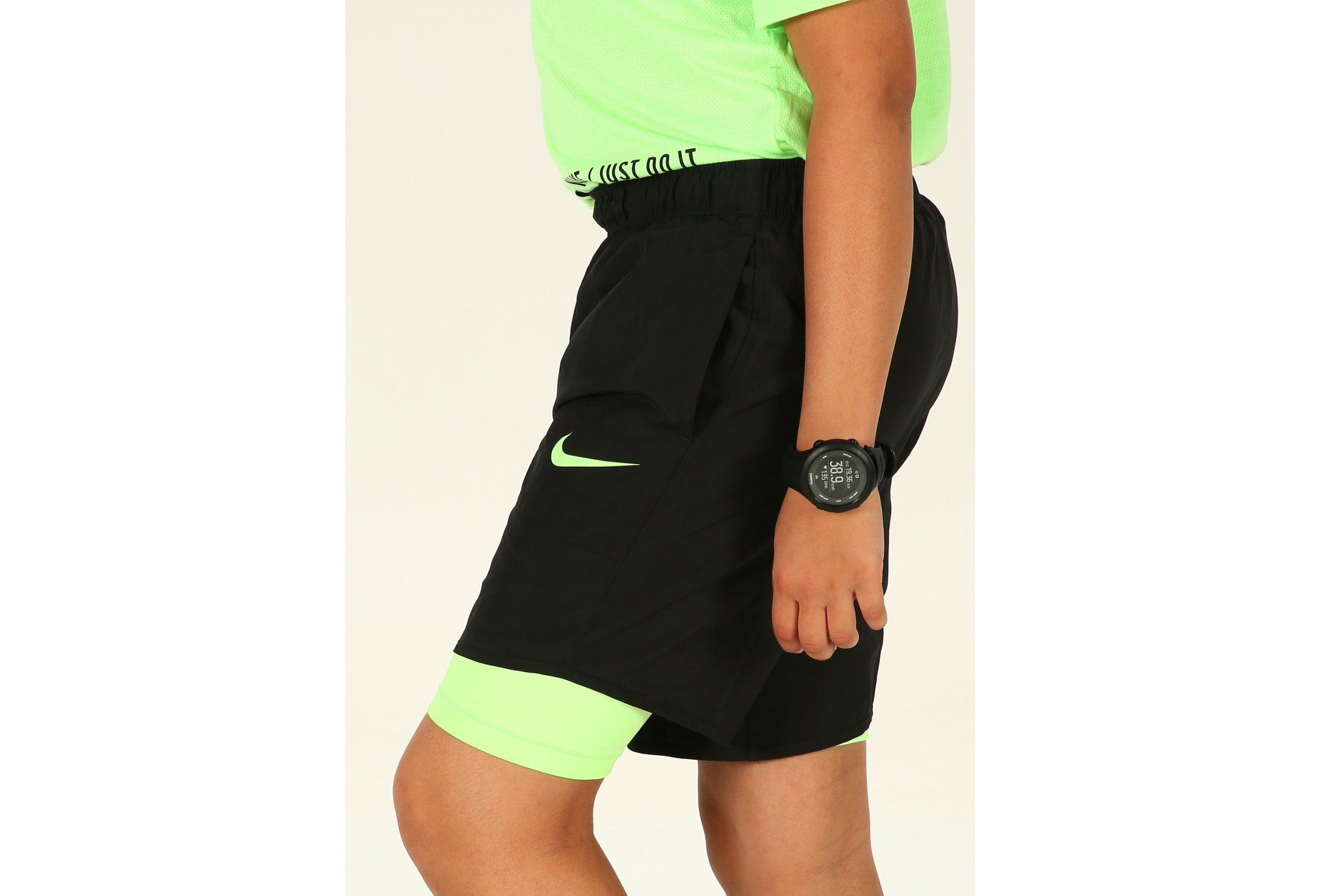Nike Hybrid 2en1 Junior vêtement running homme