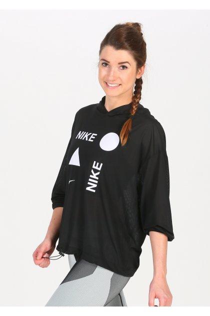 Nike camiseta manga larga Icon Clash
