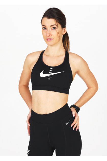 Nike sujetador deportivo Impact Strappy