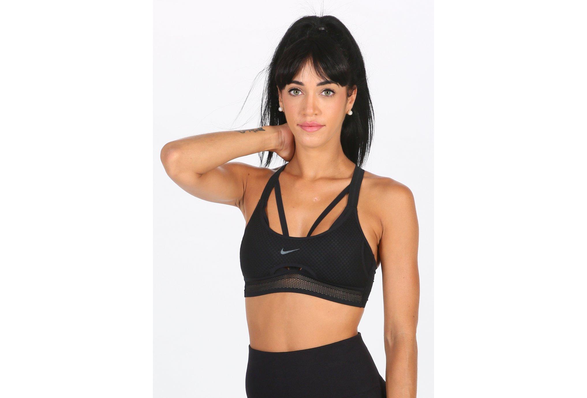Nike Indy Ultrabreathe vêtement running femme
